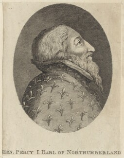 Henry Percy, Earl of Northumberland, after Unknown artist - NPG D23925