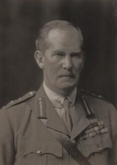 Sir John Steven Cowans, by Walter Stoneman, 1919 - NPG x166779 - © National Portrait Gallery, London