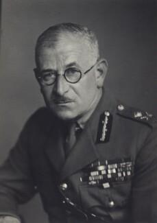 Sir Ernest Marshall Cowell, by Walter Stoneman - NPG x166781
