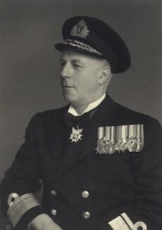 William Geoffrey Cowland, by Walter Stoneman - NPG x166784