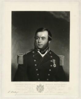Joseph René Bellot, by James Scott, after  Stephen Pearce - NPG D31657