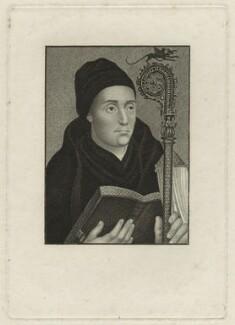 St Dunstan, after Unknown artist - NPG D23945