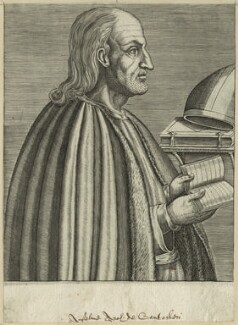 St Anselm, after Unknown artist - NPG D23949