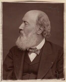 Sir John Gilbert, by Lock & Whitfield - NPG x13182