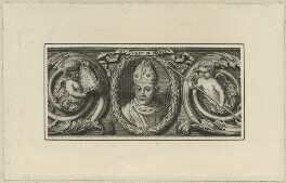 Walter of Merton, Bishop of Rochester, after Unknown artist - NPG D23973