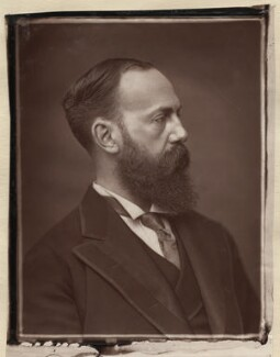 Sir Charles Wentworth Dilke, 2nd Bt, by Lock & Whitfield, 1881 or before - NPG x13463 - © National Portrait Gallery, London