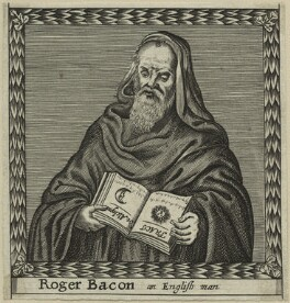 Roger Bacon, after Unknown artist - NPG D23979