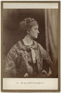 May Prinsep, by Julia Margaret Cameron - NPG x18062