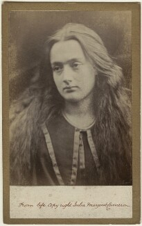 Annie Cameron (née Chinery), by Julia Margaret Cameron - NPG x18066