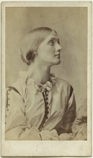 Julia Prinsep Stephen (née Jackson, formerly Mrs Duckworth), by The London Photographic Company - NPG x18076