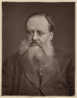 Wilkie Collins, by Lock & Whitfield, 1881 or before - NPG x6326 - © National Portrait Gallery, London