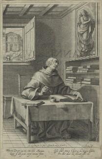 John Duns Scotus, by Cornelis Bloemaert - NPG D23983
