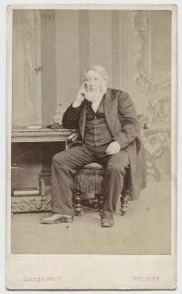 William Arnot, by John Gibson - NPG x108