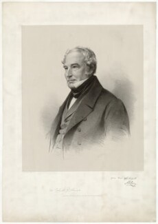 Armar Lowry Corry, by James Henry Lynch, printed by  M & N Hanhart, published by  Joseph Hogarth - NPG D31661
