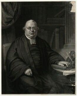 Thomas Belsham, by Luigi Schiavonetti, after  Henry Howard - NPG D31663