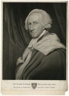Richard Fisher Belward, by Georg Siegmund Facius, after  John Opie - NPG D31664
