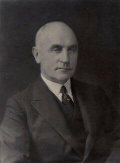 Edward Herbert Cozens-Hardy, 3rd Baron Cozens-Hardy, by Walter Stoneman - NPG x166793