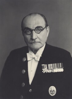 Sir Walter Merry Craddock, by Walter Stoneman - NPG x166796