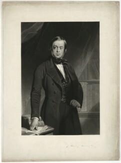 James Henry Bennet, by Ferdinand Jean de la Ferté Joubert, after  Édouard Louis Dubufe, published 1852 - NPG D31668 - © National Portrait Gallery, London