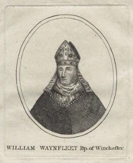 William Waynflete, after Unknown artist - NPG D24025