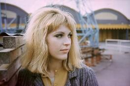 Pauline Boty, by Michael Seymour, 1962 - NPG x88193 - © Michael Seymour