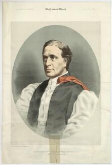 Edward White Benson, after Samuel Alexander Walker - NPG D31672