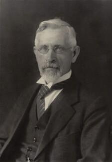Sir William Alexander Craigie, by Walter Stoneman - NPG x166802