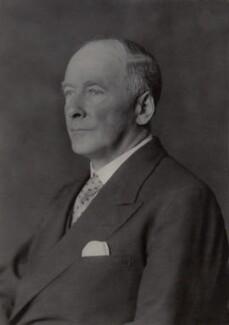 Alexander Shaw, 2nd Baron Craigmyle, by Walter Stoneman - NPG x166805