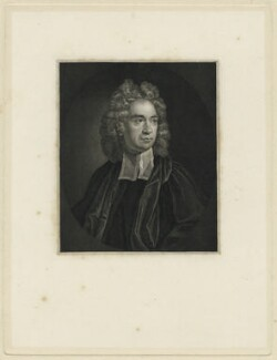 Richard Bentley, after Sir James Thornhill - NPG D31684