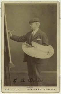 George Adolphus Storey, by Maull & Fox - NPG x15585