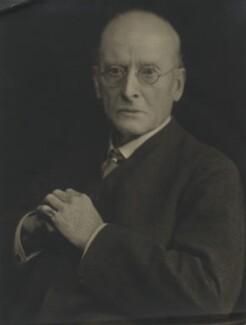 Charles Francis Annesley Voysey, by Vandyk - NPG x23486