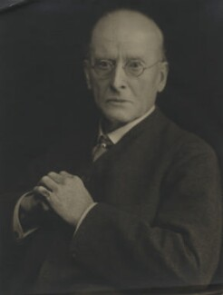 Charles Francis Annesley Voysey, by Vandyk, October 1930 - NPG x23486 - © National Portrait Gallery, London