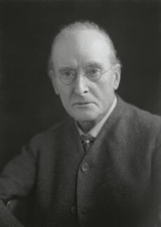 Charles Francis Annesley Voysey, by Lafayette (Lafayette Ltd), 16 August 1928 - NPG x42630 - © National Portrait Gallery, London