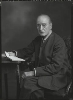 Charles Francis Annesley Voysey, by Lafayette - NPG x48251