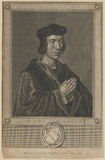 Sir John Fortescue, by Thomas Cook - NPG D24047