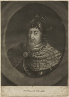 Sir William Wallace, after Thomas Watson - NPG D24051