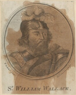 Sir William Wallace, by G. Cameron, after  W. Robertson - NPG D24052