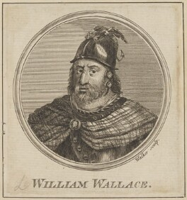 Sir William Wallace, by Walker - NPG D24054