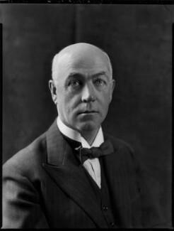 Sir (Clement) Edmund Royds Brocklebank, by Bassano Ltd - NPG x151449