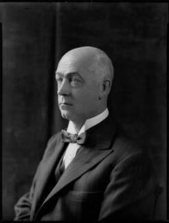 Sir (Clement) Edmund Royds Brocklebank, by Bassano Ltd - NPG x151450