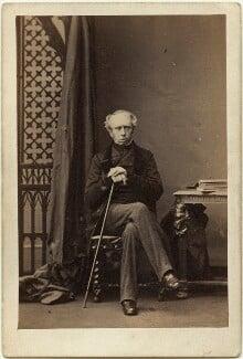 Henry George Grey, 3rd Earl Grey, by Camille Silvy - NPG x38982