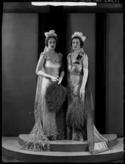 Viscountess Greenwood and daughter, by Bassano Ltd - NPG x151455