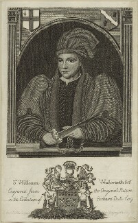 Sir William Walworth, by Richard Godfrey - NPG D24064