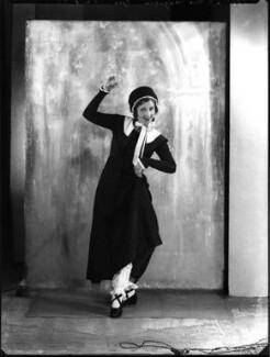 Marjorie Eyre (née Eyre-Parker), by Bassano Ltd - NPG x151466