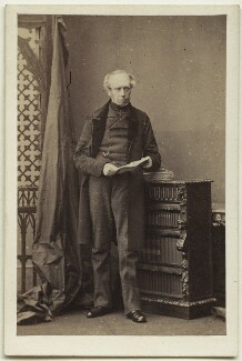 Henry George Grey, 3rd Earl Grey, by Camille Silvy, 13 April 1861 - NPG Ax7430 - © National Portrait Gallery, London