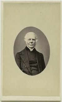 John Keble, by Robert Hawker Peniel Preston, circa 1863 - NPG Ax38626 - © National Portrait Gallery, London