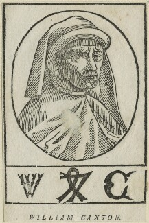 William Caxton, after Unknown artist - NPG D24088