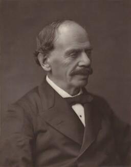 Sir Julius Benedict, by Lock & Whitfield - NPG x721