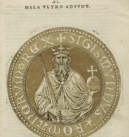 Sigismund, Holy Roman Emperor, after Unknown artist - NPG D24106