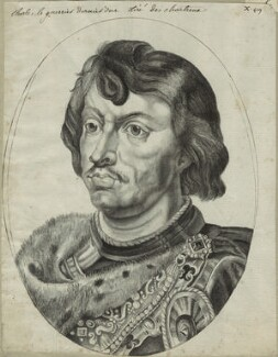 Charles I ('the Bold'), Duke of Burgundy, after Unknown artist - NPG D24114